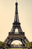 Eiffel Tower in Paris. France — Stock Photo