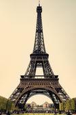 Eiffel Tower in Paris. France — Stock Photo