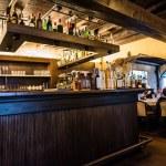 Bar in the restaurant — Stock Photo #35801389