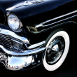Royalty-Free Stock Photo: Black 55 Vintage Automobile