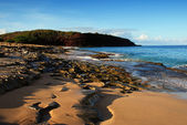 Kepuhi Beach Molokai Hawaii — Stock Photo