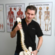 Chiropractise clinic - Stock Photo