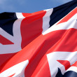 Stock Photo: UK flags