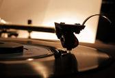 Record player — Stock Photo