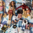 Stock Photo: Dolls