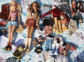 Dolls — Stock Photo