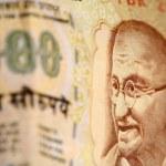 Indian money — Stock Photo #5564579