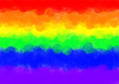 Rainbow gay pride abstract flag — Stock Photo
