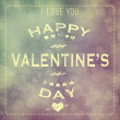 Valentine's Day Abstract Background — Stock Photo #38699593