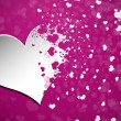 Valentine's Day Abstract Background — Stock Photo #39367691