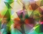 Trojúhelník pozadí — Stock vektor