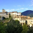 Village of the Cevennes — Stock Photo