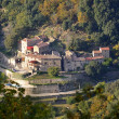Stock Photo: Village of the Cevennes