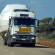 Road transport in Australia - Stock Photo