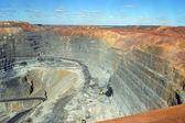Mina de oro de kalgoorlie — Foto de Stock