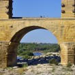 The bridge of Gard — Stok fotoğraf