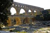 The bridge of Gard — Stock Photo