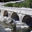 Bridge planned for floods — Stock Photo #21018147