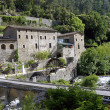 The mill of Corbes in France in the area of the Cevennes — Stock Photo #21018415