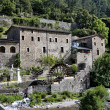 The mill of Corbes in France in the area of the Cevennes — Stock Photo #21018491
