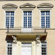 Magistrates' court of the town of Uzes - Stockfoto