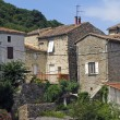 Stock Photo: Old village of the Cevennes