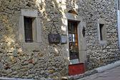Oude franse dorp van de cevennes — Stockfoto