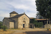 Old monastery of the Cevennes — Stock Photo
