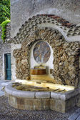 Fountain of Saint-Jean-of-Gard — Stock Photo