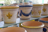 Potteries of Anduze — Stock Photo