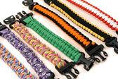 Bracelets of survival — Stock Photo