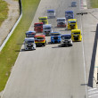 Grand Prix of France trucks 2013 — Stock Photo