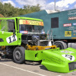 Foto Stock: Ales - France - Grand Prix of France trucks May 25th and 26th, 2013 on circuit of Cevennes.