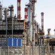 Oil refinery — Stockfoto #30603955