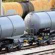 Trains tanker — Stock Photo #30604831