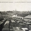 Old postcard of Angouleme, view taken from bridge Chaigneau — 图库照片 #37331905