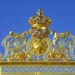 Grids input castle of Versailles — Stock Photo #38424235