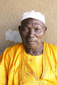 African Grand Father — Stock Photo