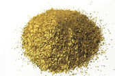 Glitter background placer gold — 图库照片