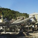 ������, ������: Gravel pit operation