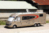 A large motorhome — Stock Photo