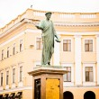 Odessa monument Duke — Stock Photo