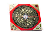 Ancient feng shui compass Luopan — Stock Photo