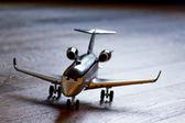 Toy airplane — Foto de Stock