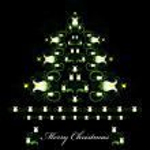 Christmas tree — Stock Vector #7359580