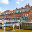 Speicherstadt in Hamburg — Stock Photo #12536831