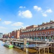 Speicherstadt in Hamburg — Stock Photo