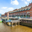 Speicherstadt in Hamburg — Stock Photo #12537012