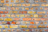 Background brick wall. Old house brickwall texture — Stock Photo