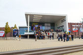 Entrance of the Photokina - World of Imaging, Top Event for the — Stock Photo